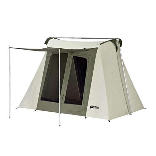 Kodiak Canvas Flex Bow Canvas Tent