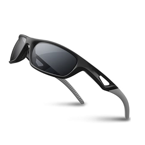 RIVBOS Polarized Sports Sailing Sunglasses