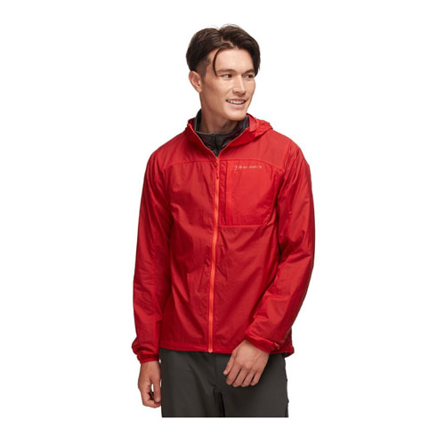 Backcountry Canyonlands Lightweight Windbreaker Jacket