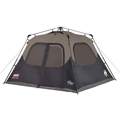 Coleman Instant Cabin Pop Up Tent