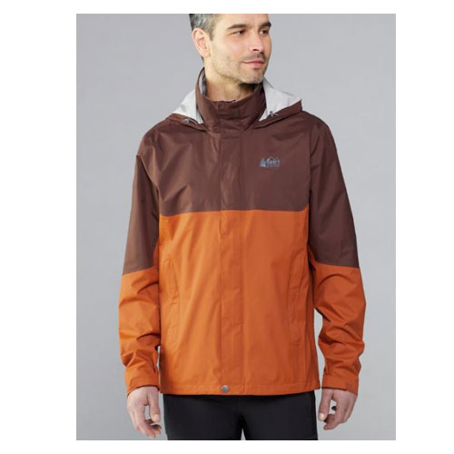 REI Co-op Rainier Men's Hardshell Jacket