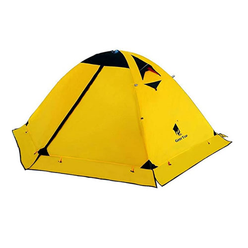 Geertop Backpacking Four-Season Tent