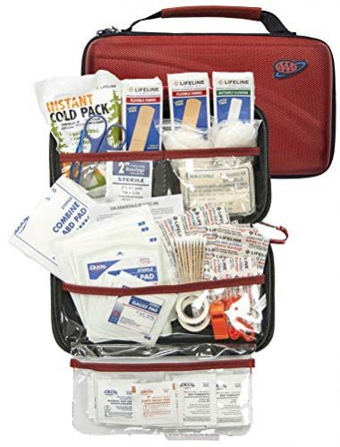 Lifeline AAA Road Trip First Aid Kit