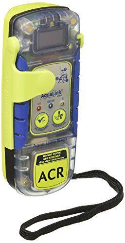 ACR Aqualink View PLB – Programmed for US Registration