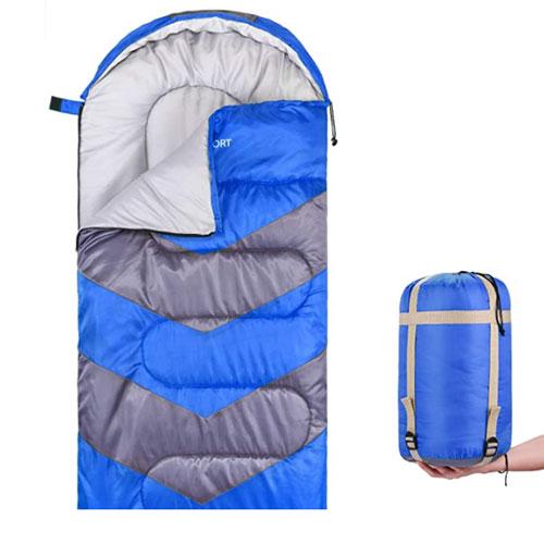 Abco Tech Envelope Lightweight Portable Winter Sleeping Bag