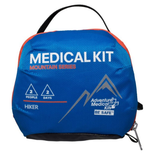 Adventure Medical Kits Mountain Series Backpacker Hiker First Aid Kit