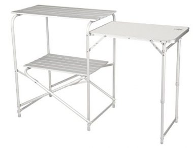 Roll Top Kitchen Table by Alpine Mountain Gear