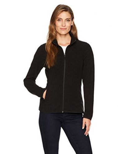 Amazon Essentials Women's Full-Zip Polar Fleece Jacket