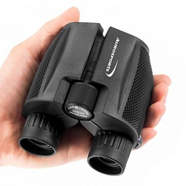 Folding High Powered Binoculars By Aurosports
