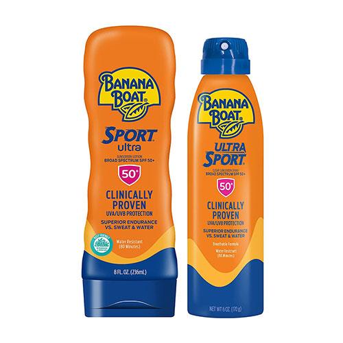Banana Boat Ultra Sport Reef Friendly Sunscreen