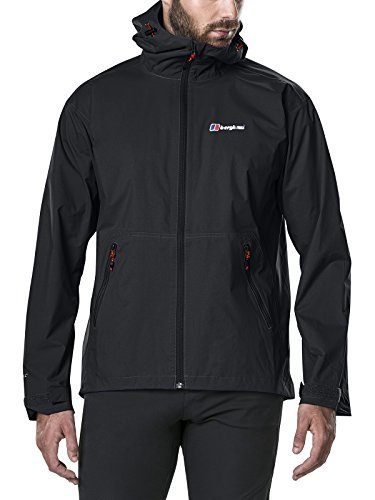 Men's Stormcloud Waterproof Jacket by Berghaus