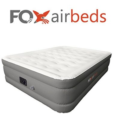 Fox Airbeds – Plush High Rise Camping Air Mattress