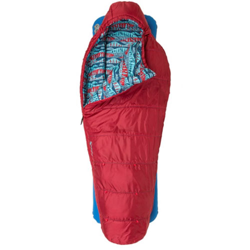 Big Agnes Duster 15 Kids Sleeping Bag