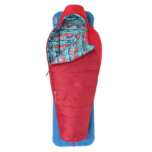Big Agnes Wolverine 15F Synthetic Kids Sleeping Bag