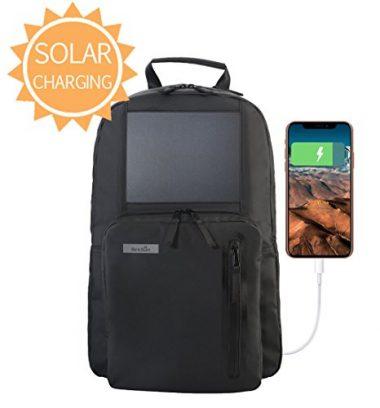 Solar Backpack by Birksun
