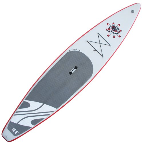 Boardworks Raven Inflatable Touring Paddle Board
