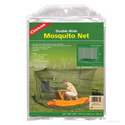 Coghlan's Rectangular Bed Mosquito Net