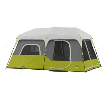 CORE 9 Person Instant Cabin Pop Up Tent