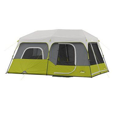 CORE 9 Person Instant Cabin Pop Up Tent