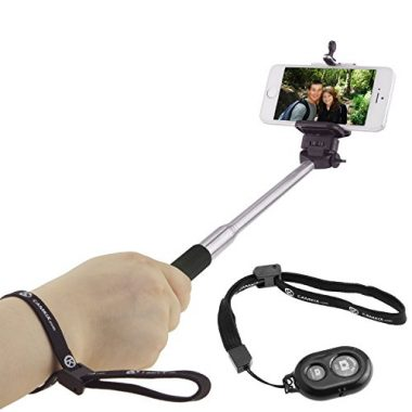 CamKix Bluetooth Remote Selfie Stick