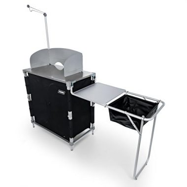 Deluxe Camping Kitchen and Grill by Camco