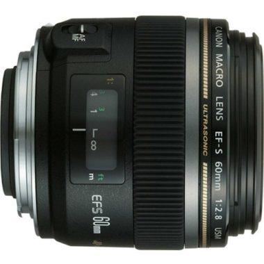 Canon EF-S 60mm Macro Underwater Lens