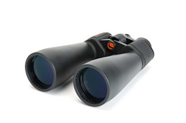 SkyMaster Giant Binoculars With Tripod Adapter By Celestron
