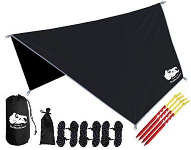 Hex Hammock Rain Fly Tent Tarp By Chill Gorilla