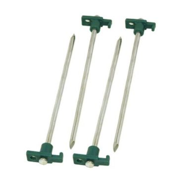 Steel Nail Tent Pegs by Coleman