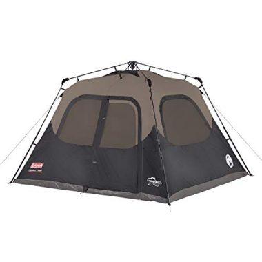 Coleman Instant Cabin Camping Tent