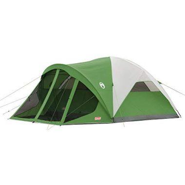 Coleman Evanston Screened Camping Tent