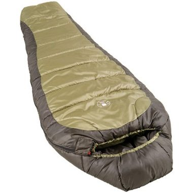 Coleman Adult Mummy Cold Weather Sleeping Bag
