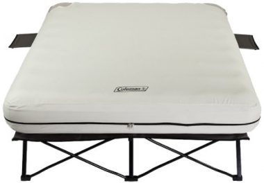 Coleman Folding Camp Cot Camping Air Mattress