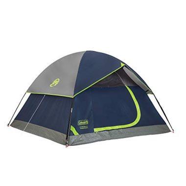 Coleman Sundome 4-Person Pop Up Tent