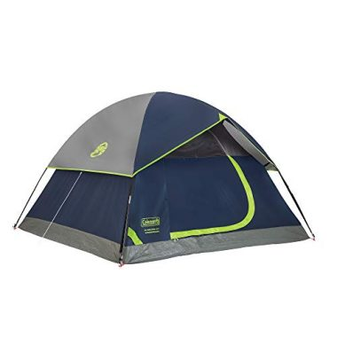 Coleman Sundome 4 Person Camping Tent