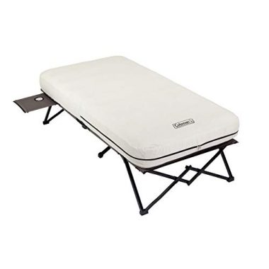 Airbed Cot with Side Table by Coleman