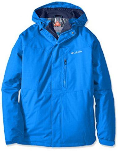 Columbia Men's Alpine Action Hardshell Jacket
