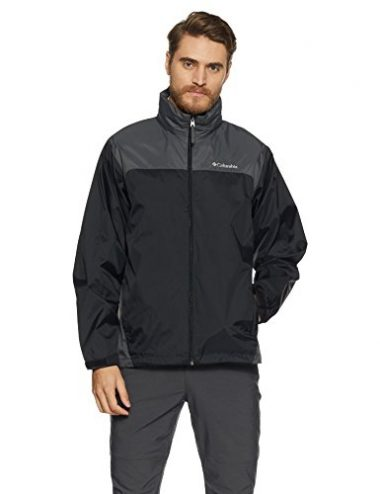 Columbia Men's Glennaker Lake Windbreaker Jacket