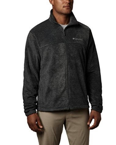Men' Steens Mountain Soft Fleece Jacket By Columbia