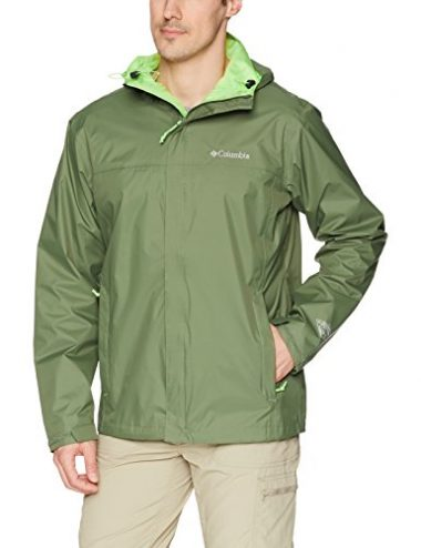 Columbia Men's Watertight II Hooded Windbreaker Jacket