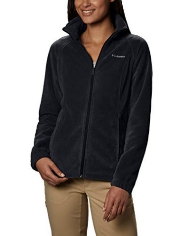 Women's Benton Springs Fleece Jacket By Columbia