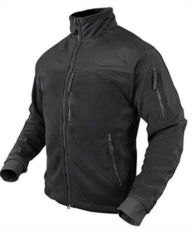 Men's Alpha Tactical Fleece Jacket By Condor