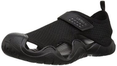 Crocs Men's Swiftwater Mesh Sandal Water Shoes