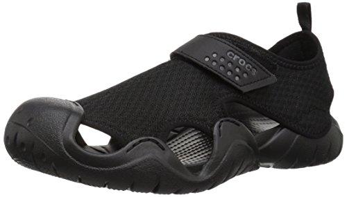 Crocs Men's Swiftwater Mesh Sandal Water Shoes