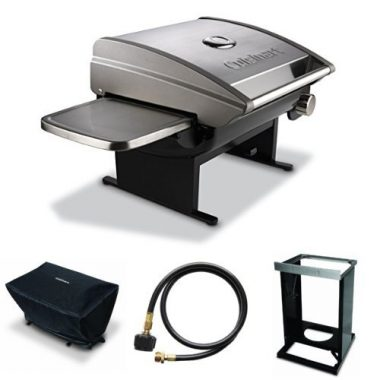 Cuisinart All-Foods 12,000-BTU Tabletop Gas Portable Grill