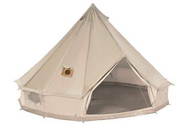 Cotton Bell Tent by Danchel Outdoor