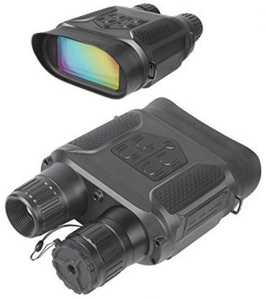 Bestguarder Digital Binoculars Night Vision for Hunting 7×31