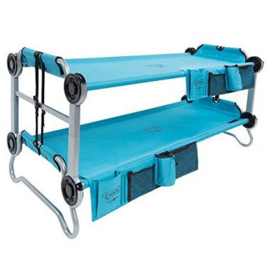 Youth Kid-O-Bunk with Organizers by Disc-O-Bed