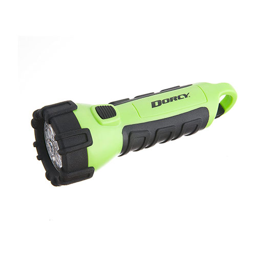 Dorcy 55-Lumen Waterproof Floating LED Flashlight