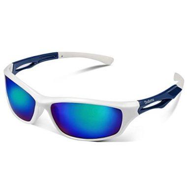 Duduma Polarized Sports Sunglasses for Running Cycling Fishing